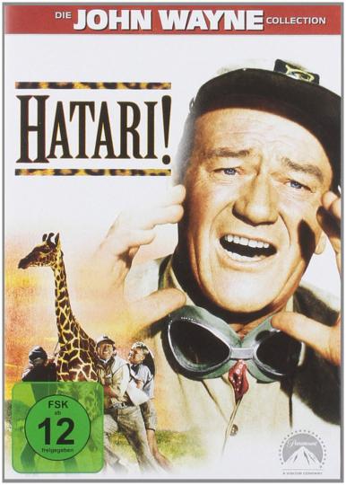 Hatari. DVD