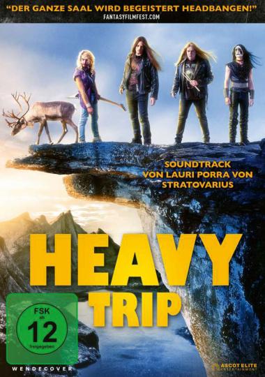 Heavy Trip. DVD.