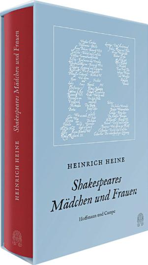 Heinrich Heine. Shakespeares Mädchen und Frauen.