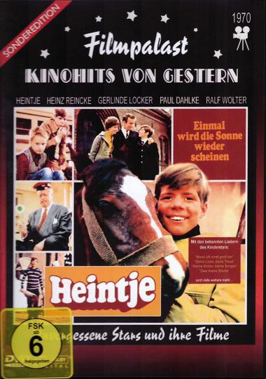 Heintje: Einmal wird die Sonne wieder scheinen. DVD