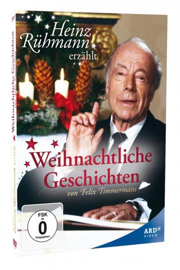 Heinz Rühmann erzählt: Weihnachtliche Geschichten von Felix Timmermans. DVD.