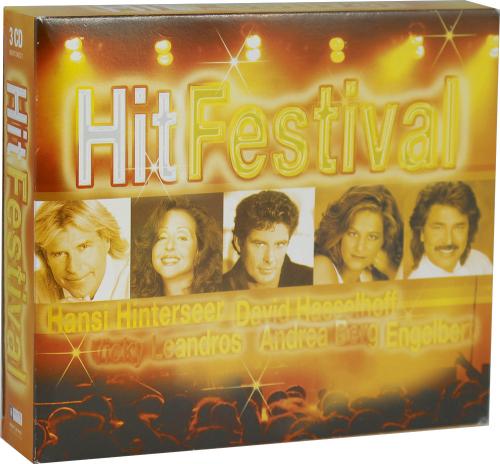 Hit-Festival. 3 CDs.
