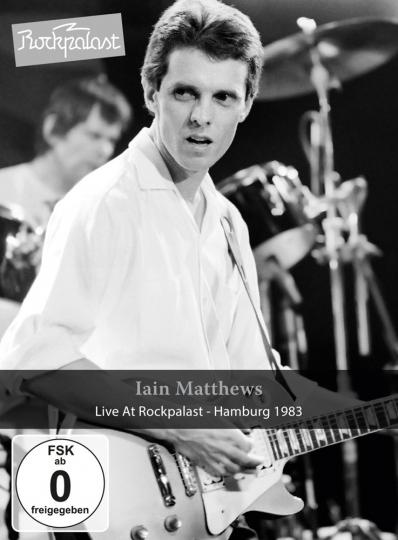 Iain Matthews. Live At Rockpalast Hamburg 1983. DVD.