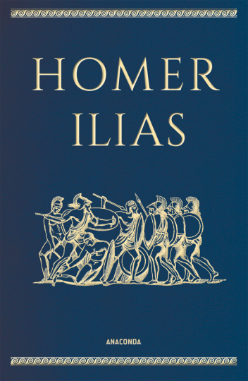 Ilias Cabra-Leder-Ausgabe