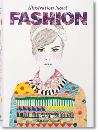 Illustration Now! Fashion.