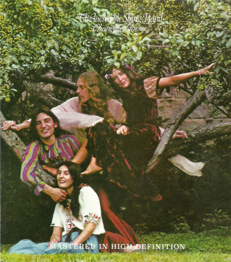 Incredible String Band. Changing Horses. CD.