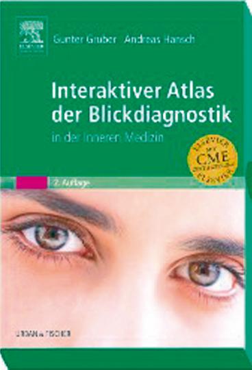 Interaktiver Atlas der Blickdiagnostik CD-ROM