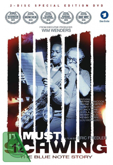 It Must Schwing - The Blue Note Story. 2 DVDs.