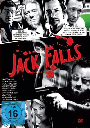 Jack Falls. DVD.
