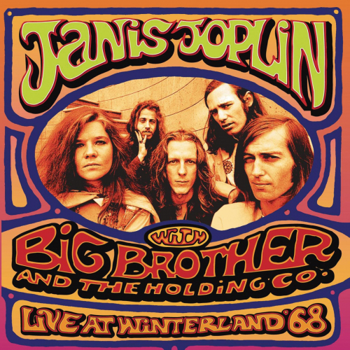 Janis Joplin. Live At Winterland '68. CD.