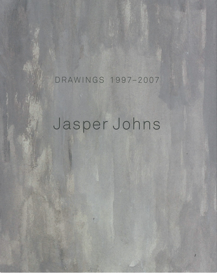 Jasper Johns. Drawings.