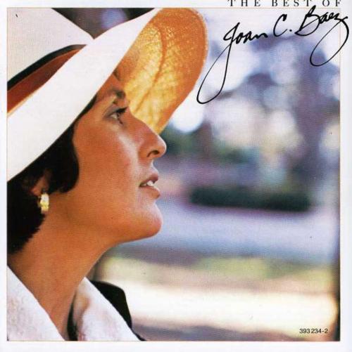 Joan Baez. The Best Of Joan Baez. CD.