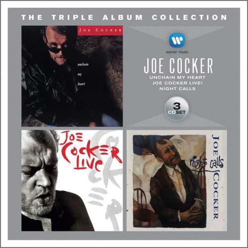 Joe Cocker. The Triple Album Collection. 3 CDs.
