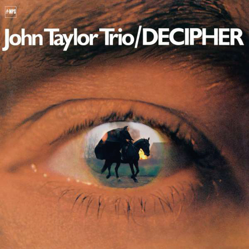 John Taylor. Decipher. Vinyl-LP.