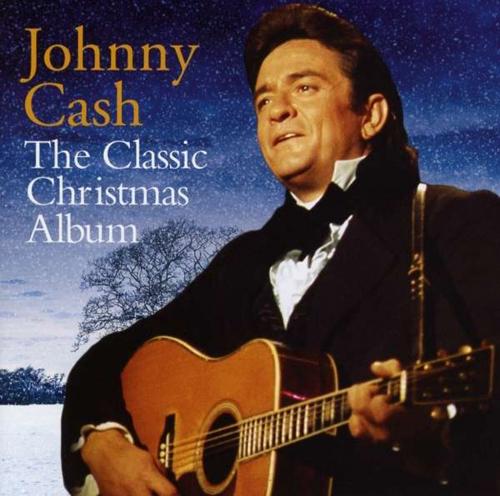 Johnny Cash. The Classic Christmas Album. CD.