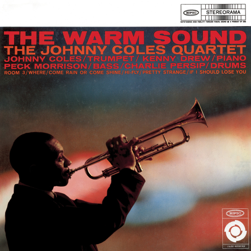Johnny Coles. The Warm Sound. CD.
