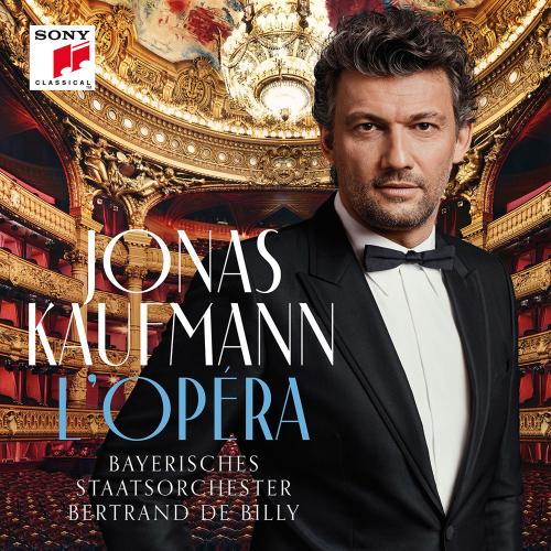 Jonas Kaufmann. L'Opéra. CD.