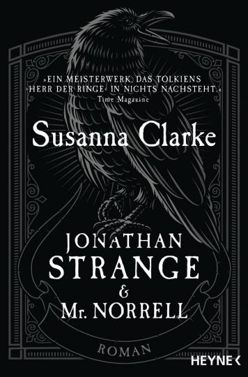 Jonathan Strange & Mr. Norrell. Roman.