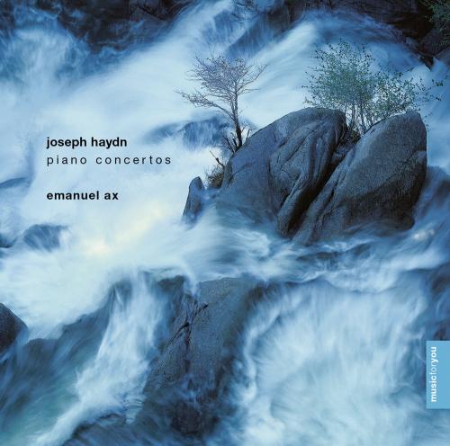 Joseph Haydn. Klavierkonzerte. CD.