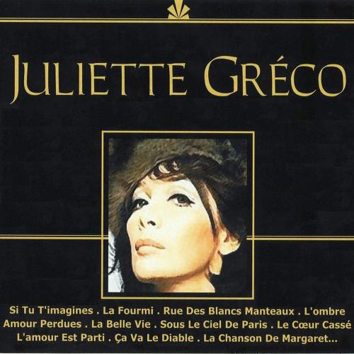 Juliette Gréco. Romances. 2 CDs.