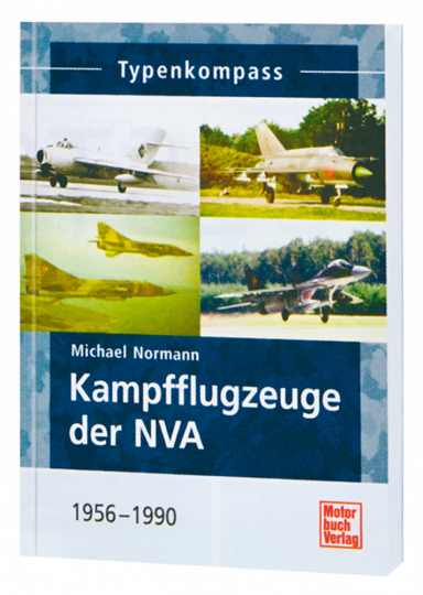 Kampfflugzeuge der NVA 1956-1990