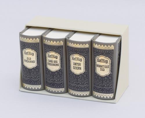 Karl-May-Kassette 4 Bände