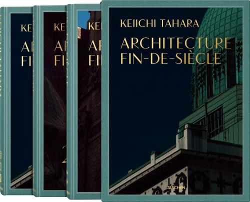 Keiichi Tahara. Architecture Fin-de-Siècle. 3 Bände.