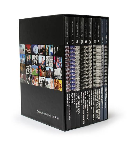Klassiker der Filmgeschichte. 10 DVDs