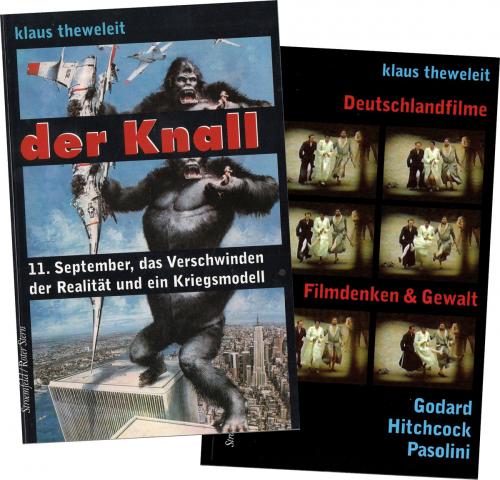 Klaus Theweleit Set. 2 Bände.