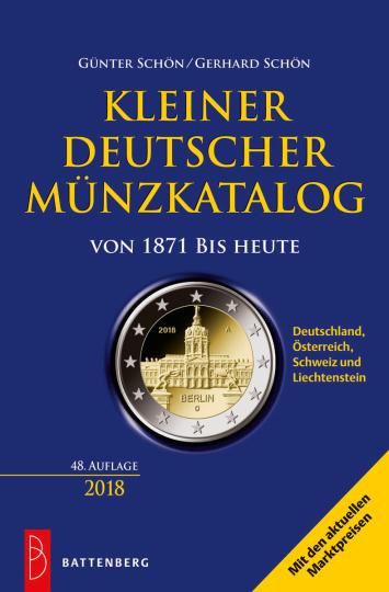 Kleiner deutscher Münzkatalog. Von 1871 bis heute.