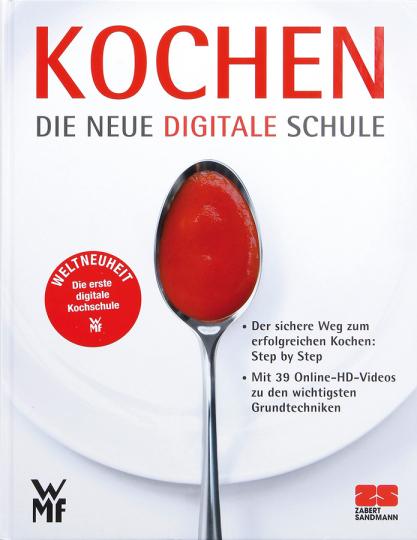 Kochen. Die neue digitale Schule.