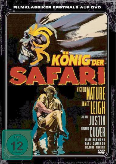 König der Safari. DVD.