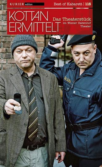 Kottan ermittelt: Das Stück aus dem Rabenhof Theater. DVD.
