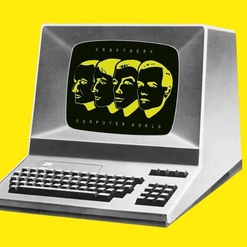 Kraftwerk. Computer World. CD.