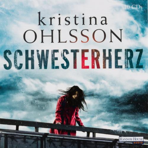 Kristina Ohlsson. Schwesterherz. 10 CDs.