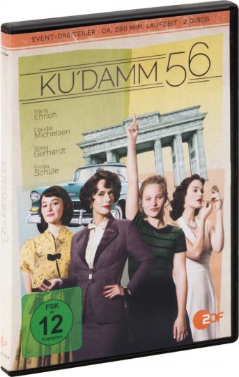 Ku'damm 56 2 DVDs