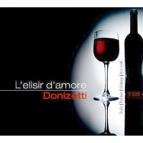 Gaetano Donizetti. L'elisir d'amore. 2 CDs.