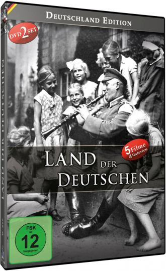 Land der Deutschen. 2 DVDs