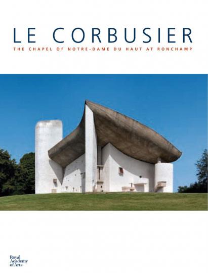 Le Corbusier. Chapel of Notre Dame du Haut at Ronchamp.