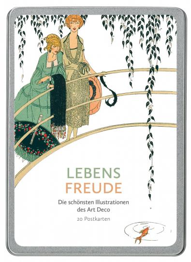 Lebensfreude. Die schönsten Illustrationen des Art Deco.