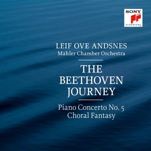 Leif Ove Andsnes. The Beethoven Journey. Klavierkonzert Nr. 5 & Chorfantasie op. 80. CD.