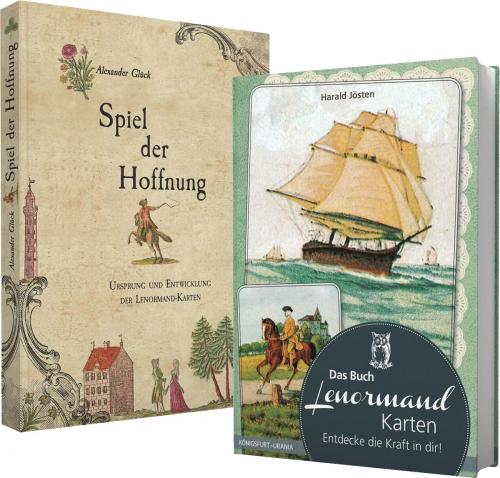 Lenormand Tarot Set. 2 Bände.