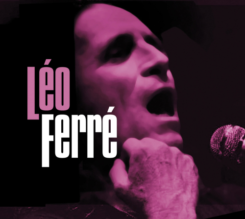 Leo Ferré. Best of. CD.