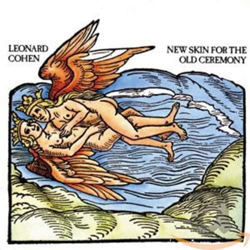 Leonard Cohen. New Skin For The Old Ceremony. CD.