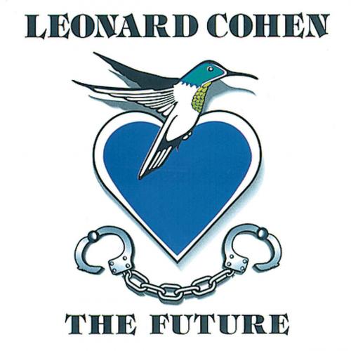 Leonard Cohen. The Future. CD.