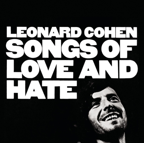 Leonard Cohen. Songs Of Love And Hate. CD.