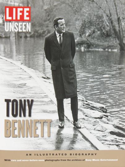Life Unseen Tony Bennett.