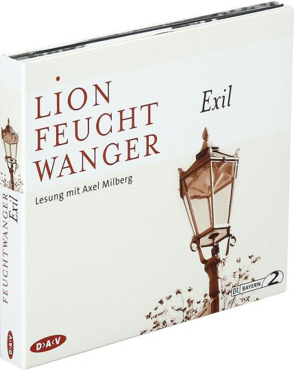 Lion Feuchtwanger. Exil. Hörbuch. 5 CDs.