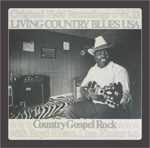 Living Country Blues USA. Vol. 11. CD.