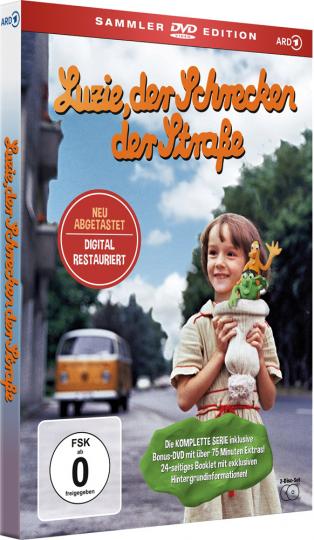 Luzie, der Schrecken der Straße (Sammler-Edition im Digipack). 2 DVDs.